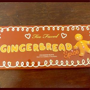 Two Faced Gingerbread Spiced Eyeshadow Palette